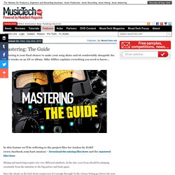 Mastering: The Guide