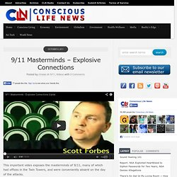 9/11 Masterminds – Explosive Connections