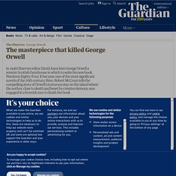 1984: The masterpiece that killed George Orwell