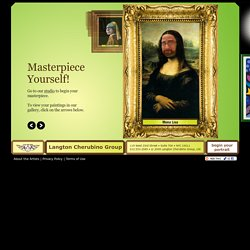 Masterpiece Yourself