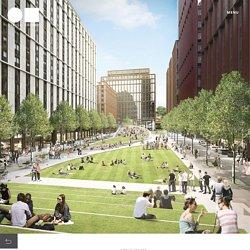 Masterplan – Circle Square