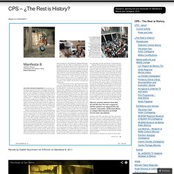 CPS – The Rest is History?