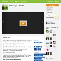 MasteryConnect Reviews