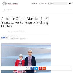 Long- Married Couple Coordinate Outfits
