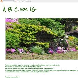 A B C vos IG: Matefaim (IG bas)