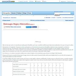 Matemagia: Magia y Matemática (página 2) - Monografias.com