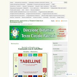 Direzione didattica Terzo Circolo Paternò (CT)