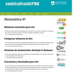 Matemática 4ºPortal Educativo de San Luis