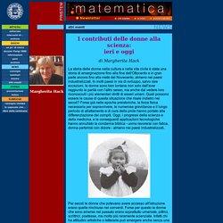Matematica - News - Altri eventi