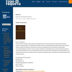 Descargar Libros de Matematica gratis - descarga directa megaupload o rapidshare - Todotegusta.com