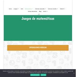 JUEGOS DE MATEMÁTICAS ® Ejercicios infantiles para niños