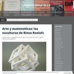Arte y matemáticas: las esculturas de Rinus Roelofs