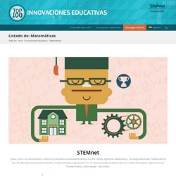 Matemáticas Archives - Top 100 Innovaciones Educativas