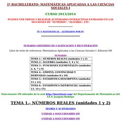 Matemáticas Prácticas-Rafael Núñez-IES Aricel (Albolote)