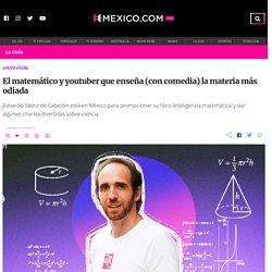 El matemático y youtuber que enseña (con comedia) la materia más odiada