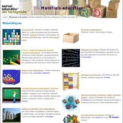 Matemàtiques - Materials educatius