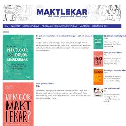 Material Archives - Maktlekar