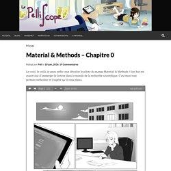 Material & Methods – Chapitre 0