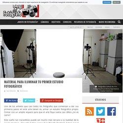 Material Para Iluminar Tu Primer Estudio Fotográfico
