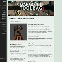 Complex Material Tutorial