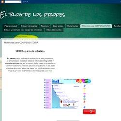 El blog de los profes: Materiales para COMPENSATORIA