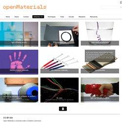Materials 101