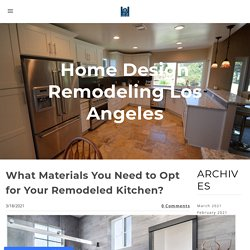 Kitchen Remodeling Contractors Hawthorne Ca