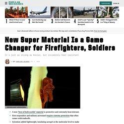 Materials Like Kevlar - Heat-Resistant Protective Gear