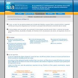 SIA : Société d'étude et de vente de matériel pour l'Industrie Alimentaire