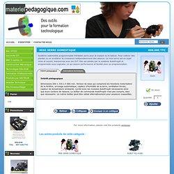 Bienvenue sur materielpedagogique.com, le catalogue en ligne de matériel pédagogique et éducatif