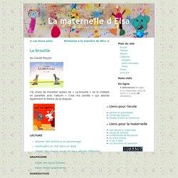 La maternelle d Elsa » Archive du blog » La brouille