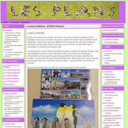 le site de l'école maternelle des Plans - La classe de Béatrice - 2013/2014 Période 3