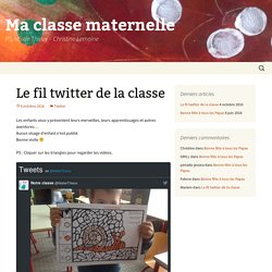 PS/MS de Thieux – Christine Lemoine