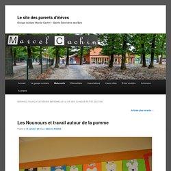 Maternelle/La vie des classes/Petite section