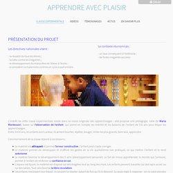 Maternelle expérimentale Montessori à la Réunion