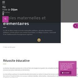 Ville de Dijon - Ecoles élémentaires