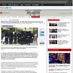 Maternité et propagande, le rôle des femmes chez Daech