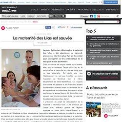 La maternité des Lilas est sauvée