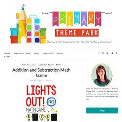 Math Archives - Primary Theme Park