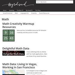 Math - Byrdseed