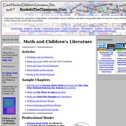 Math and Children's Literature