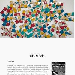 Math Fair – natbanting.com