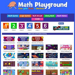 Math games that give your brain a workout!