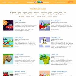 Arcademic Skill Builders - Educational Games
