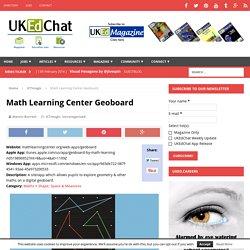 Math Learning Center Geoboard