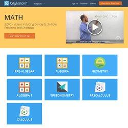 Math Video - Free Math Help