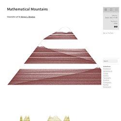 Mathematical Mountains