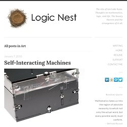 Art « Logic Nest