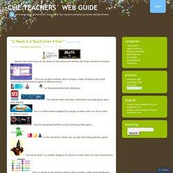 CLIL Teachers´ Web Guide