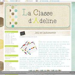 Mathématiques CE2 - La Classe d'Adeline
